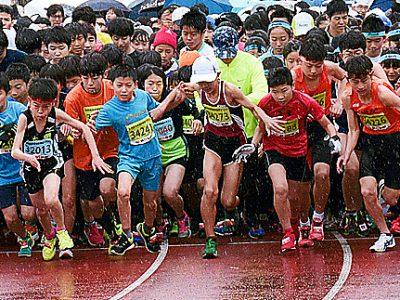 第36回「佐倉朝日健康マラソン大会」写真コンテスト結果発表