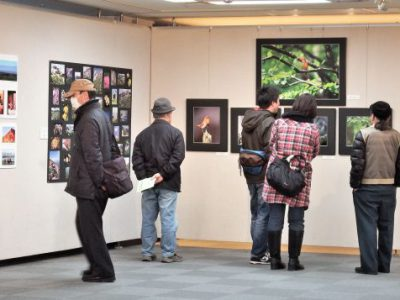 《支部だより》船橋支部創立35周年記念写真展開催