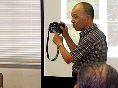 千葉県本部がデジタル写真の講習会を開催