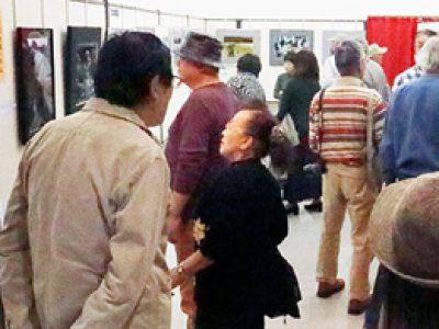 茂原支部が第44回支部写真展を開催