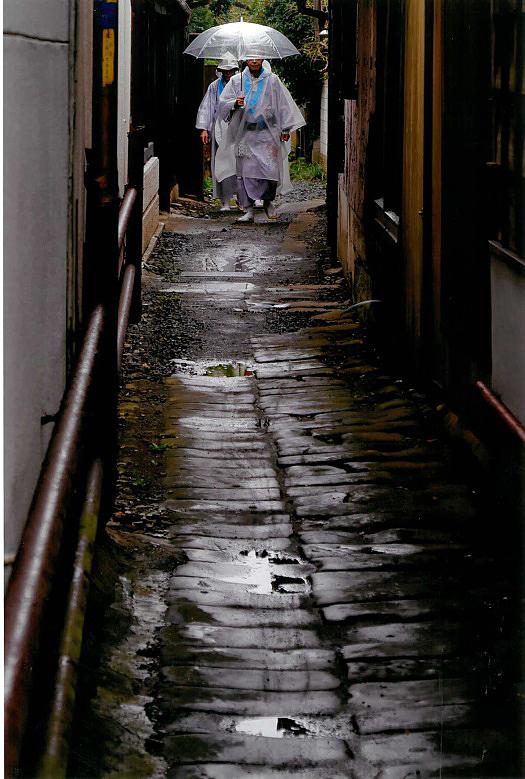 県一賞 「路地裏」小林岩男(八千代市)