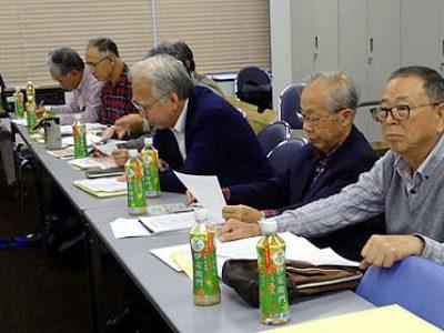 千葉県本部の支部長会議報告