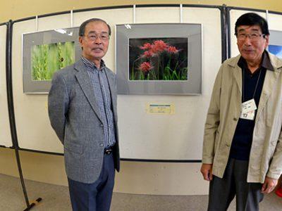 【支部だより】茂原支部が第45回支部写真展を開催