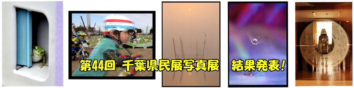<5枚の手動スライド ショー >第44回千葉県民写真展の結果発表は、上の写真をクリックしてご覧下さい。