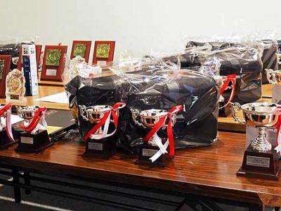 第44回千葉県民写真展の表彰式